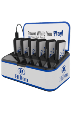 Powerbanks para eventos y congresos
