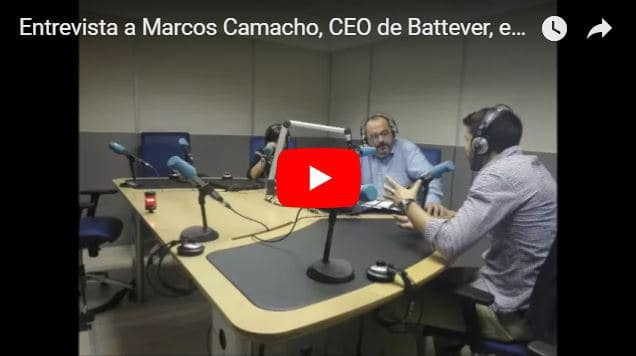 Entrevista La Linterna COPE Battever