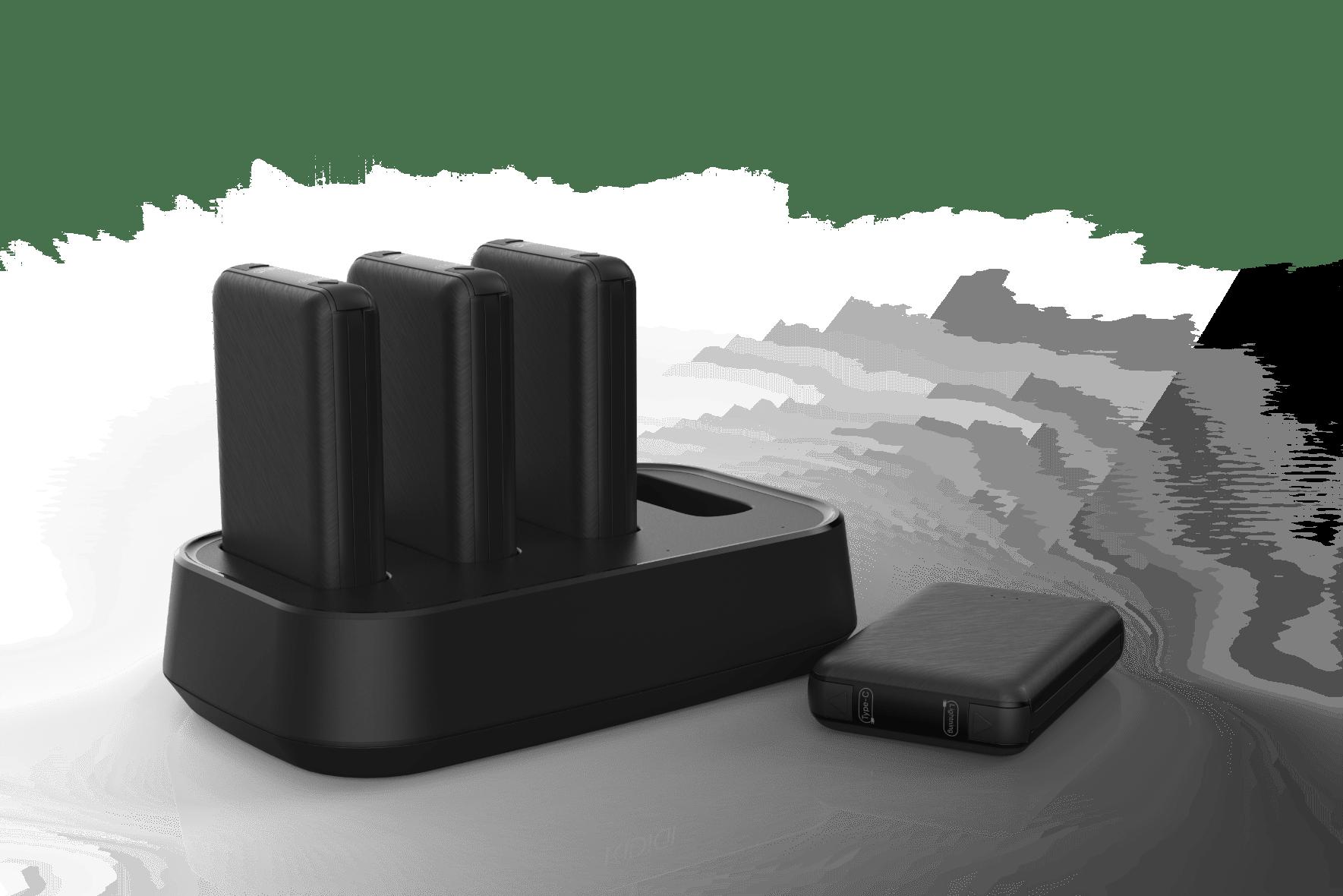 Battever Four-Pack